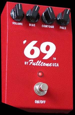 Fulltone '69 Guitar Pedal