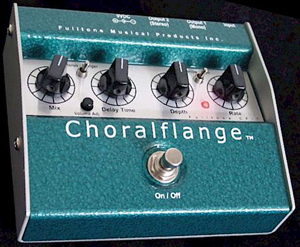 Fulltone Choralflange Guitar Pedal