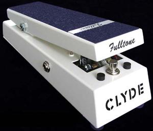 Fulltone Clyde Standard Wah Guitar Pedal