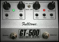 Fulltone GT-500 Guitar Pedal