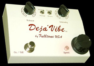 Fulltone Mini DejaVibe Guitar Pedal