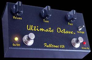 Fulltone Ultimate Octave Guitar Pedal
