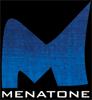 Menatone Pedals Logo Blue