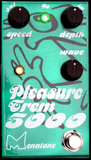 Menatone Pleasure Trem 5000 Guitar Pedal