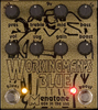 Menatone Workingman's Blue Guitar Pedal